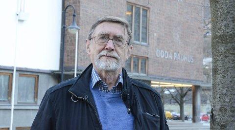 2019: Det er lenge sidan Reidar Borgstrøm flytta frå Odda, men han kallar seg odding og er ofte heime.  I oppveksten budde han i Opheimsgato, rett ved rådhuset og biblioteket