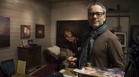 TIL SKUDEFESTIVALEN: Billy Roy Økland fra Sveio blir festivalkunstner under neste års Skudefestival. Arkivfoto: Truls Horvei