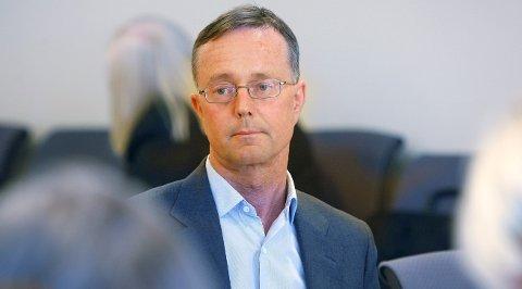 – KONTINUITET I BEREDSKAPEN: Olav Klausen understreker at det er hans rolle som beredskapsleder, ikke som administrerende direktør, som gjør at han nå er vaksinert mot covid-19.