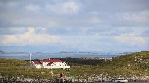 Fem millioner: Ingen har så langt vært villig til å by på Sakrisøya i femmillionersklassen.                                                                                                                                                               Bilde: Privat
