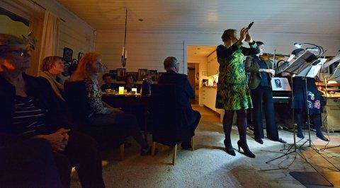 SUKSESS: Familien Grene fylte huset med musikere og publikum under festspillene i fjor.