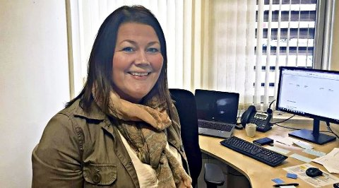 SØKT NY JOBB: Barnevernsleder og politiker Anne Grete Svendsen (41) har søkt på stillingen som ny oppvekstsjef i Nore og Uvdal. Foto: Privat.