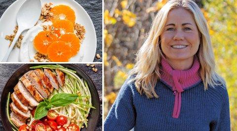 Klinisk ernæringsfysiolog Tine Mejlbo Sundfør mener det er lurt å bytte ut produkter for å oppnå vektnedgang, og nå deler hun sine beste tips.