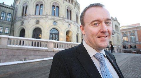 Eirik Sivertsen kommer ikke til å be om renominasjon til Stortinget i 2021.  Foto: Tom Melby