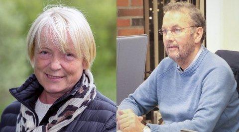 Bente Anita Solås (H) og Pål Krüger (Frp) mener at saksgangen og den politiske behandlingen av eiendomsskatten i Vestvågøy har vært god.