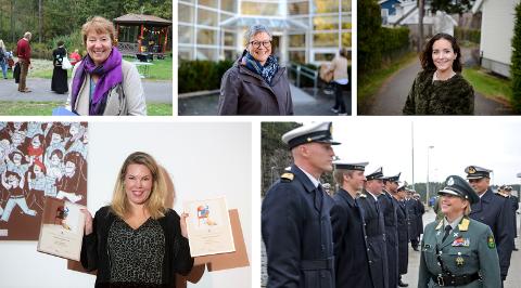 Nordstrands Blad har snakket med fem kvinner om hva deres viktigste budskap på kvinnedagen er.