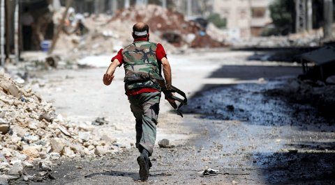 :Arkivbilde fra Aleppo