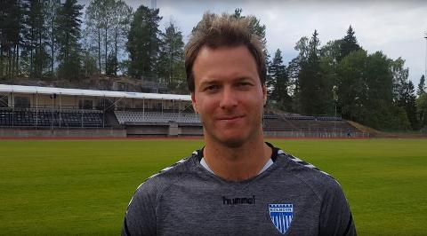 GLEDER SEG: Kolbotn-trener Knut Slatleim er klar for å ta poeng til helgen på Sofiemyr stadion.