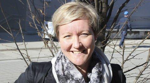 Kultursjef: Kultursjef i Porsgrunn kommune, Mariann Eriksen, får midler til kultur i skolen.