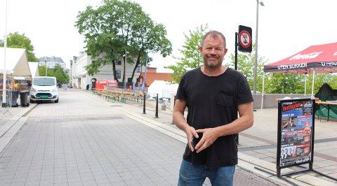 UTSETTER: Hans Arne Frøland sier det blir festival i 2021.