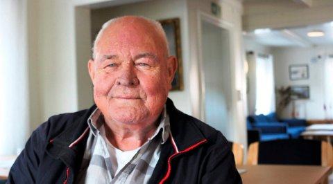 FORTELLER: Ragnar Bjørnerud fra Stathelle jobbet i Langesunds-bedriften Skarpenord, som ble leid inn til et prosjekt for Fredrikstad Mekaniske Verksted for å  installere et nøytralgassanlegg på supertankeren «Berge Istra» i 1972. Skipet forsvant i havet i 1975 på mystisk vis.