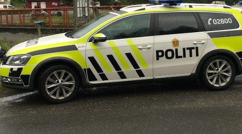 Politiet stoppet bilist med alt for høy promille.