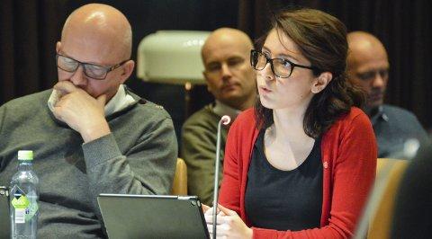 Krever oppvask: Lozan Balisany og Ap foreslo å styrke PPT i budsjettdebatten før jul. Da ble de ikke hørt. Nå mener hun det er viktig å ta grep.