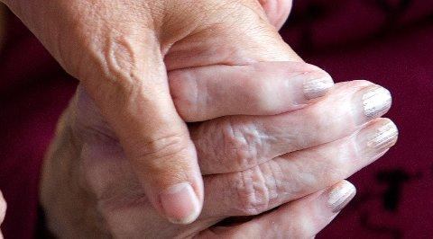 Fortsatt er annenhver utlyste stilling innenfor helse- og omsorgstjenesten deltidsjobber.