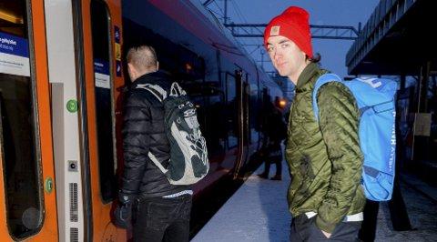 GLEDER SEG: Skøyteløper Jørgen Sæves er spent, men aller mest gleder han seg til helgens EM enkeltdistanser i Kolomna i Russland.