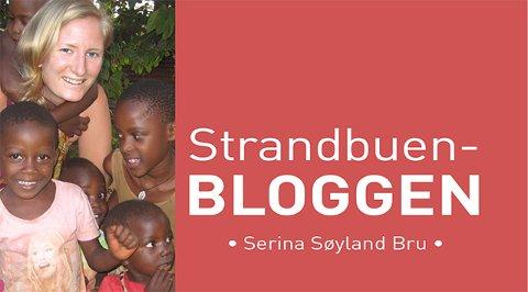 Serina Søyland Bru forteller om sitt første møte med Uganda og drømmen som ble til da den grå musa fikk luft under vingene.
