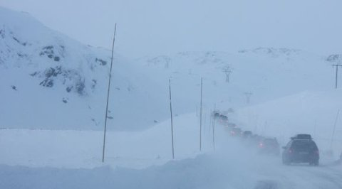 Uvær har allerede herjet i den norske fjellheimen.