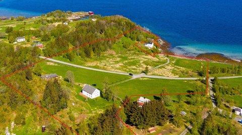 Solgt. Den store eiendommen i Gildeskål er nå solgt.