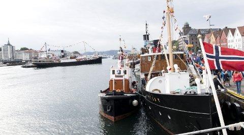 Kjær veteranbåt: MS «Granvin» har seilet som veteranbåt i Hordaland i 30 år.
