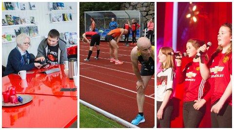 HEDRES: Idretten, kulturen og frivilligheten hedres når Eigersund kommune deler ut sine årlige priser og stipend.