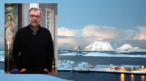 Etter at Regjeringen innførte ny innreiseordning for strengt nødvendige utenlandske arbeidstakere den 19. februar har eier av North Export as i Gjesvær, Erling Walsøe, klødd seg i hodet over hvordan han skulle få produksjonen i gang. Hjelpen kom fra lokalt hold.
