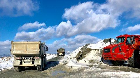AVVIST: Olje- og Energidepartementet har no avvist klagene frå dei som fryktar for drikkevasskjelda til Florø i samband med utbygginga av vindkraft på Guleslettene.