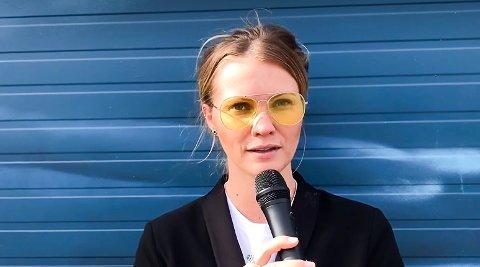 KULTURPRISVINNAR: Tone Andal stakk av med den første kulturprisen i Kinn kommune.