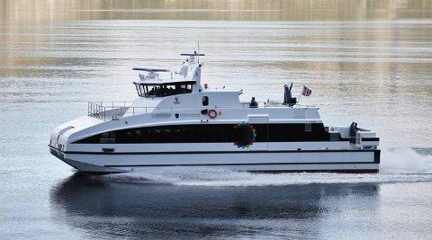 Brødrene Aa vonar at verksemdas design på karbonfiberbåtar vil få innpass den amerikanske marknaden.