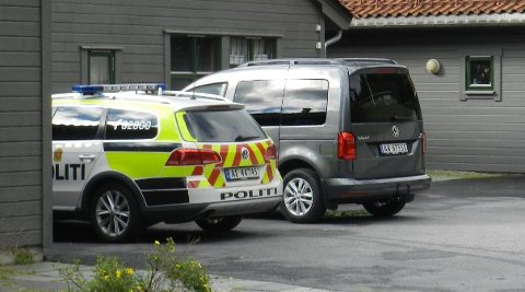 ELEKTROSJOKKVÅPEN: Her skal to Fredrikstad-menn brutt seg inn og brukt elektrosjokkvåpen på en haldenser.