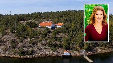 Før sommeren inngikk Hafslund Nett en avtale om å legge høyspentkabel under bakken ved Bloksberg. Da de fikk vite at eiendommen var til salgs fikk de tinglyst avtalen slik at de ikke må forhandle med nye eiere. Kabelen skal erstatte ledningene på vestsiden av eiendommen.