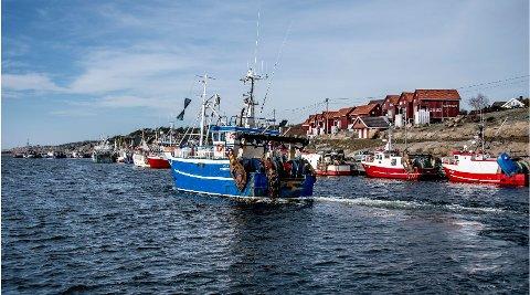 Fiskerne i Utgårdskilen trenger mer plass. Nå  har Fylkesmannen avgjort en sak om forskjellsbehandling i forbindelse med at to forskjellige aktører har vært interessert i å utvide bryggetilbudet.