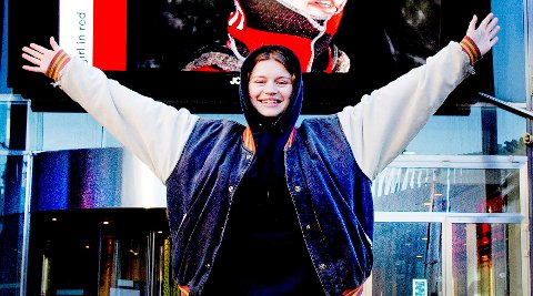SPELLEMANN: Marie Ulven – mye bedre kjent som girl in red – fikk Spellemann for årets internasjonale suksess.