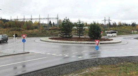 Denne rundkjøringen er nok en gang i søkelyset etter flere ulykker nylig.