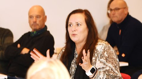 Wenche Haug Almestrand i Frp Innlandet er stolt over hva partiet har fått til i regjering.