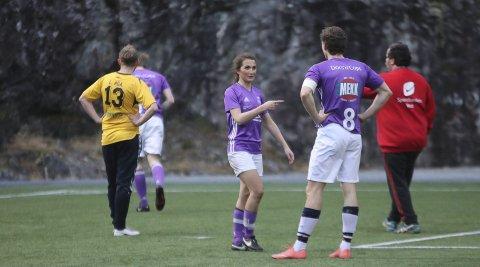 Egen liga: I år har arrangørene av Terje Storhaug-ligaen åpnet opp for damelag.