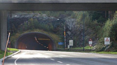 BØMLAFJORDTUNNELEN: Denne tunnelen har stengt 11 ganger siden mai.
