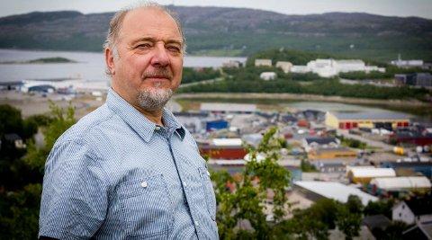 NYE JOBBER: Ordføreren ser fram til flere arbeidsplasser i omstillingskommunen Sør-Varanger.