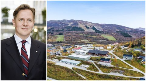 Vidar Hole i WilNor Governmental Services sier at allierte styrker er svært interessert i å vende tilbake til Åsegarden.