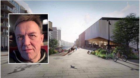 SØKSMÅL: Daglig leder Ola Karlsen i HSI, som eier Kaarbø Utvikling, varsler søksmål mot kommunen dersom de ikke anker kino- og biblioteksaken til lagmannsretten.