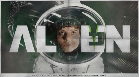 GA OSS BUKSEVANN: Sigourney Weaver aka Ellen Ripley og Alien ga science fiction en ny dimensjon da den kom i 1979.