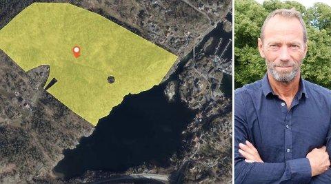 OVER 200 MÅL: Ivar Tollefsens nyopprettede Fredensborg-selskap Sæteren Kragerø AS kjøpte Sæteren tidligere i sommer.