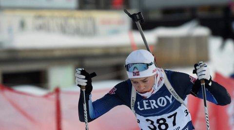 VANT: Vemund Kragh, Bevern, vant norgescupen i 18-årsklassen.