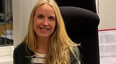 Ann-Kristin Brimi.