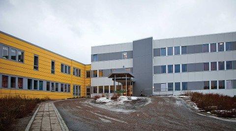 Vestvågøy sykehjem.
