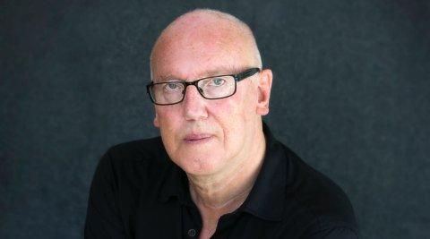 Forfatter Odd Klippenvåg.