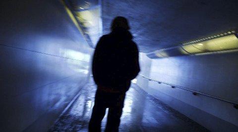 En vei ut av mørket: Fontenehuset i Rygge representerer et lavterskeltilbud for mange av dem som går på en smell. foto: scanpix