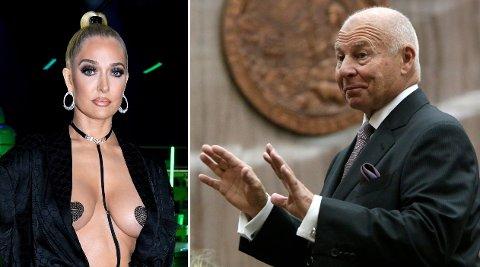 Stjerneadvokat Thomas «Tom» Girardi møtte sin fremtidige kone Erika da hun danset på en strippeklubb. Nå har deres 21 år lange ekteskap gått i vasken.