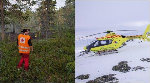MOTTAKERE: Røde Kors og Norsk Luftambulanse har fått mest penger av Stiftelsen Kaare Berg siden oppstarten.