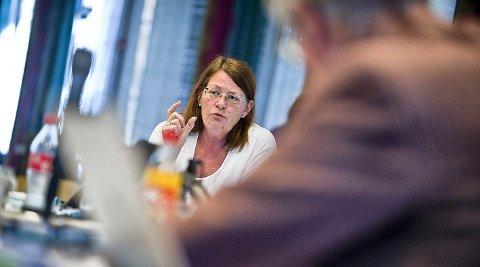 Ordfører i Oppegård, Ildri Eidem Løvås.