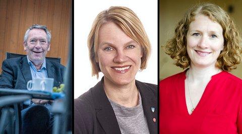 Nils Aage Jegstad, Nina Sandberg og